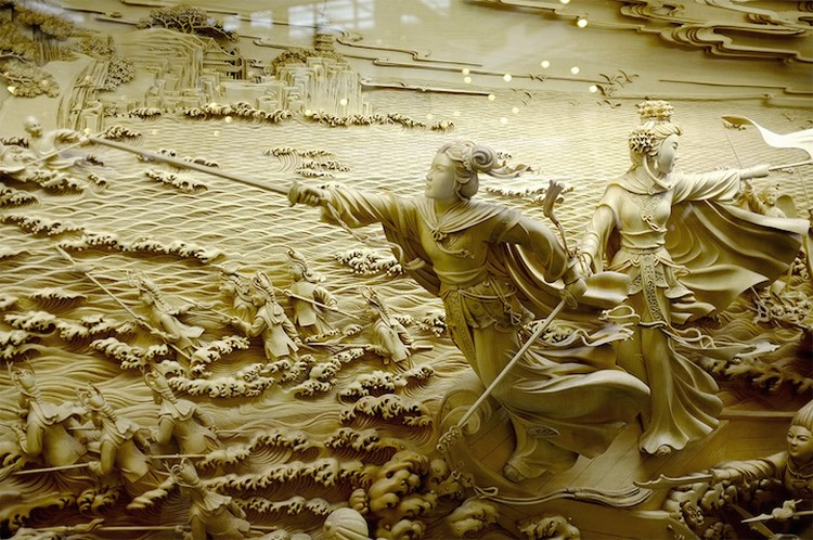 DongYang Wood Carving The Fading Art of Traditional Chinese DongYang Wood Carving The Fading Art of Traditional Chinese