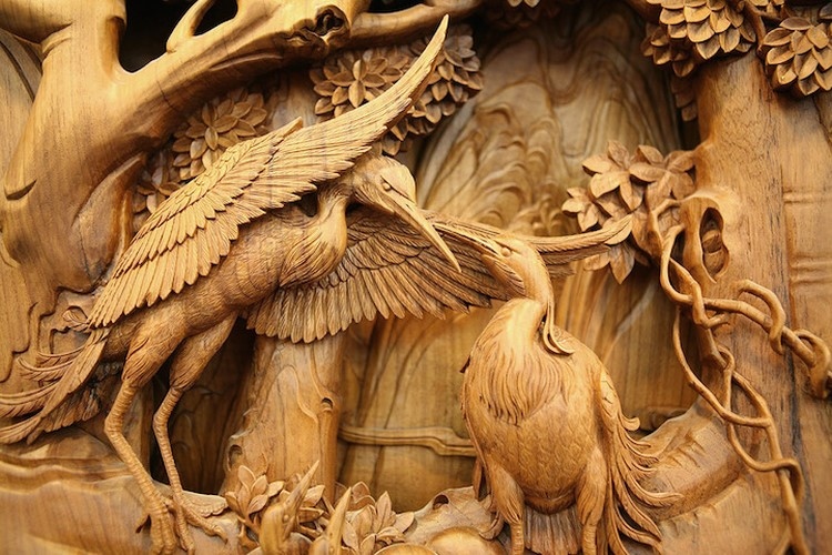 DongYang Wood Carving Traditional Chinese art DongYang Wood Carving The Fading Art of Traditional Chinese