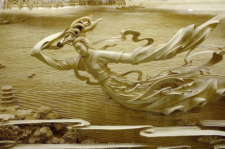 DongYang Wood Carving DongYang Wood Carving The Fading Art of Traditional Chinese