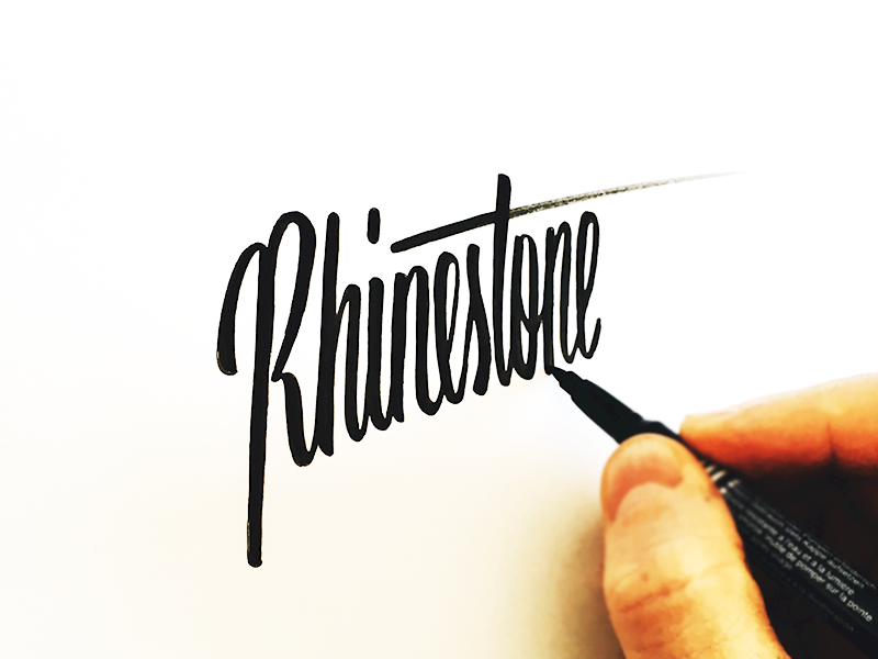 Fancy Hand Lettering Fonts Design Fancy Hand Lettering Fonts Design by Tadas For Sure