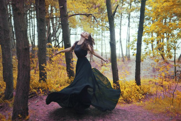 Magical Concept Photography by Klaudia Rataj Beautiful Concept Photography by Klaudia Rataj