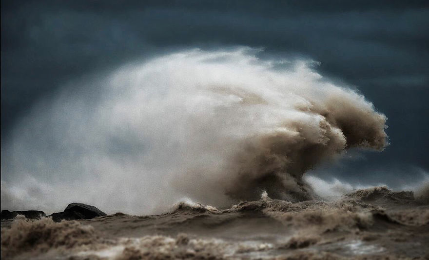 The Freak Liquid Mountains Of Lake Erie by Dave Sandford 07 The Freak Liquid Mountains Of Lake Erie by Dave Sandford