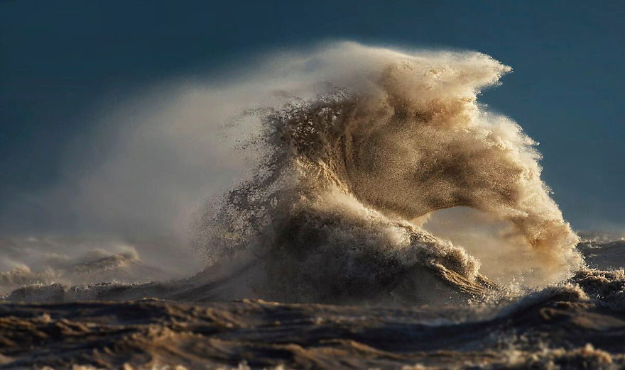 The Freak Liquid Mountains Of Lake Erie by Dave Sandford 14 The Freak Liquid Mountains Of Lake Erie by Dave Sandford