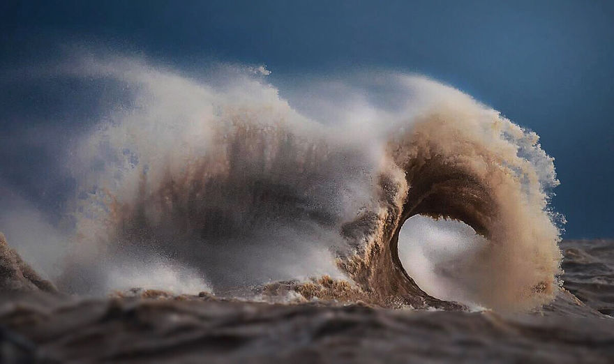 The Freak Liquid Mountains Of Lake Erie by Dave Sandford The Freak Liquid Mountains Of Lake Erie by Dave Sandford