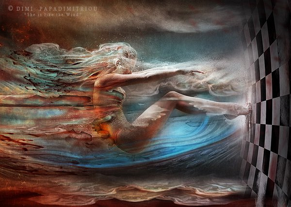 Artistic Digital Art by Dimitra Papadimitriou Stunning Digital Art by Dimitra Papadimitriou