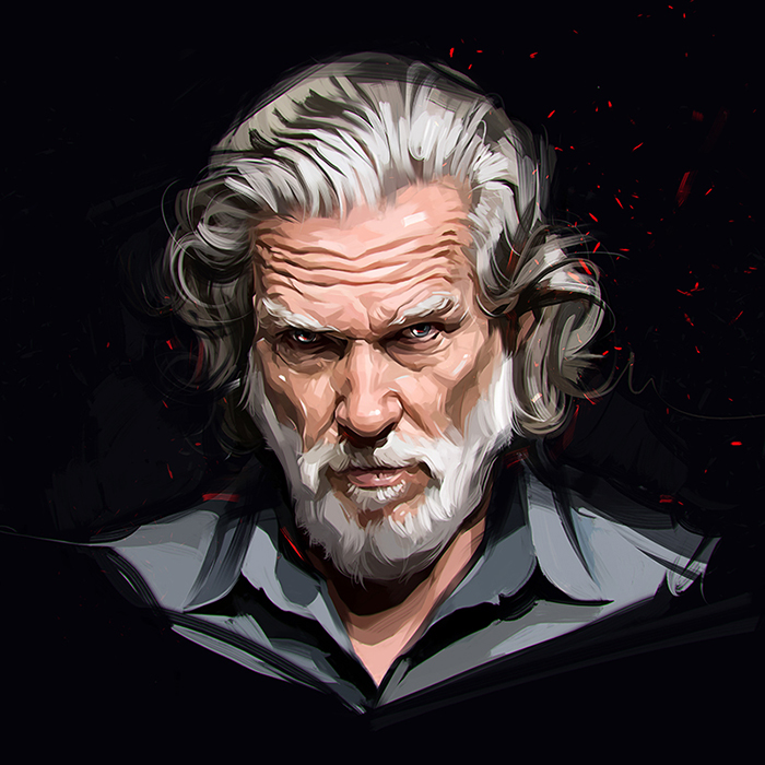 Graphic Design Inspiration Celebrity Illustrations By