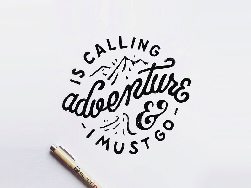 Beautiful Hand Lettering Artworks by Marco van Luijn 11 Beautiful Lettering Artworks by Marco van Luijn