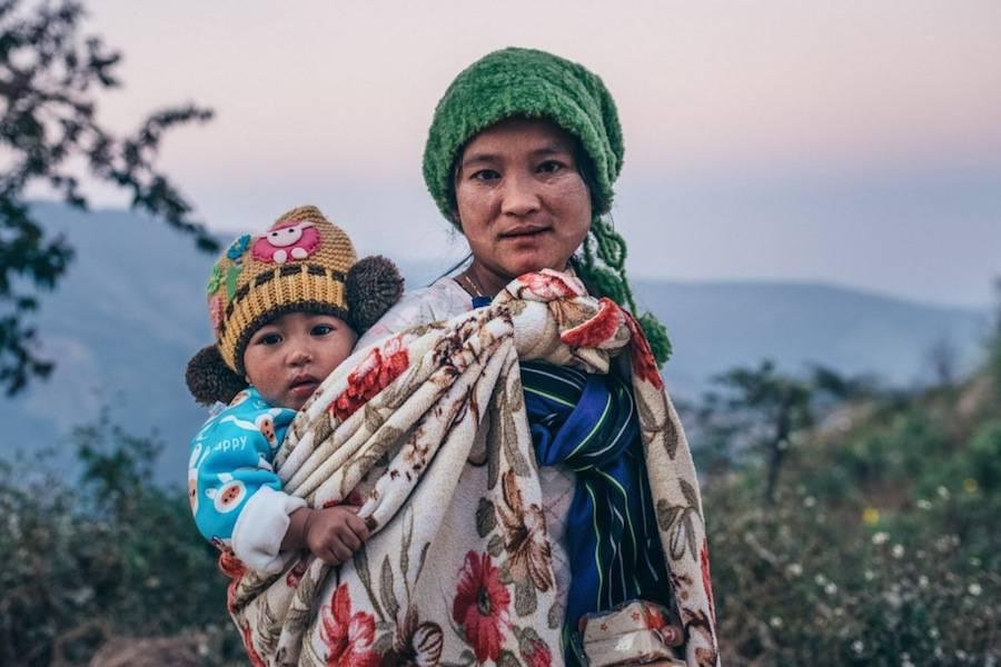 Beauty Portraits of People in Myanmar by Laurent Ponce 88 Wonderful Portraits of People in Myanmar