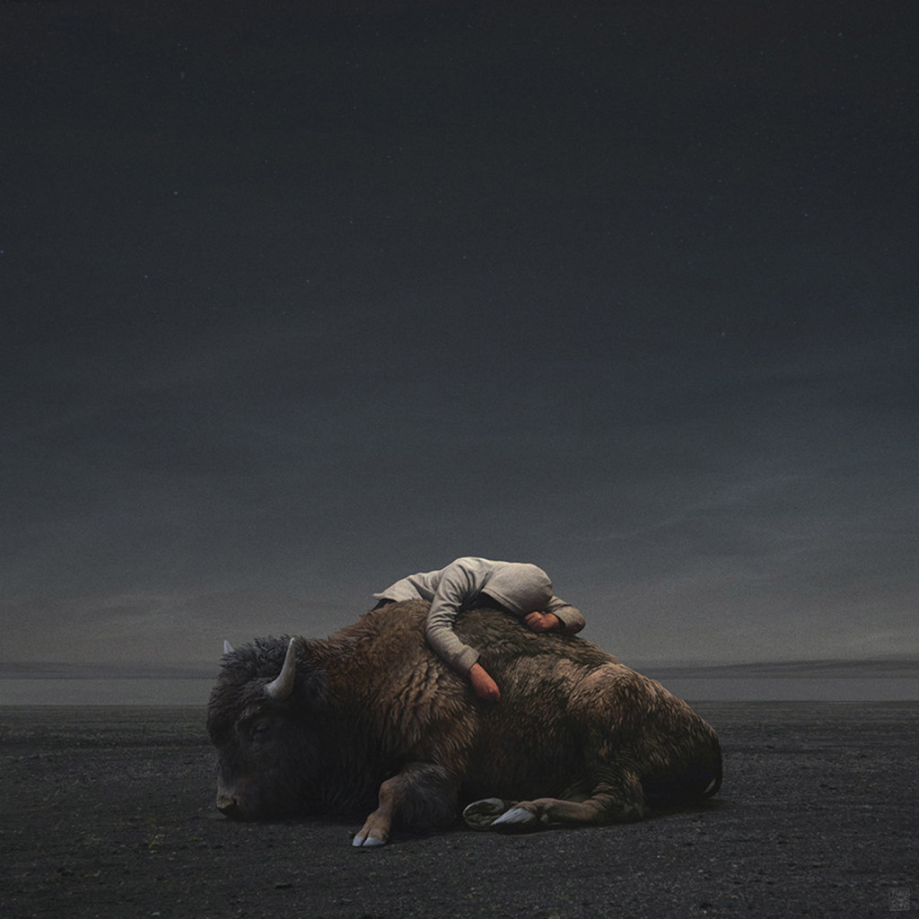 Incredible Digital Landscapes by Yuri Shwedoff 14 1024x1024 Dramatic Digital Landscapes With Mercenaries of The Apocalypse Themes