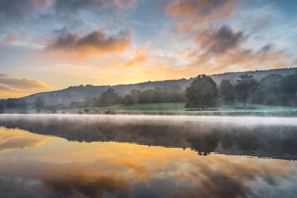 Jude Gadd captures the early morning mist rising from a lake in the English countryside 1024x683 Winners of The International Garden Photographer of The Year