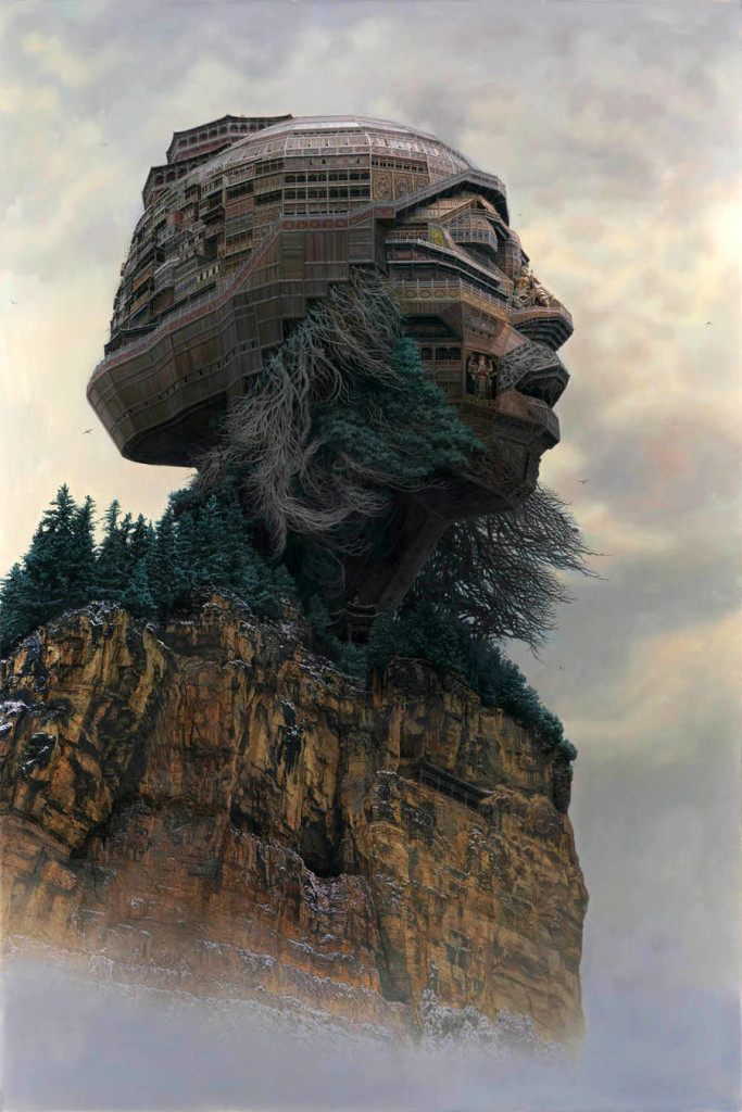 Portraits of Chinese Rockstars Turned into Monumental Temples 02 683x1024 Portraits of Chinese Rockstars Turned into Monumental Temples
