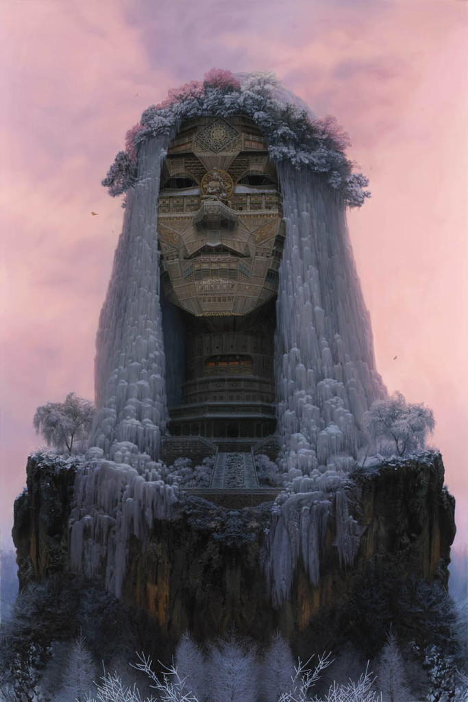 Portraits of Chinese Rockstars Turned into Monumental Temples 04 683x1024 Portraits of Chinese Rockstars Turned into Monumental Temples