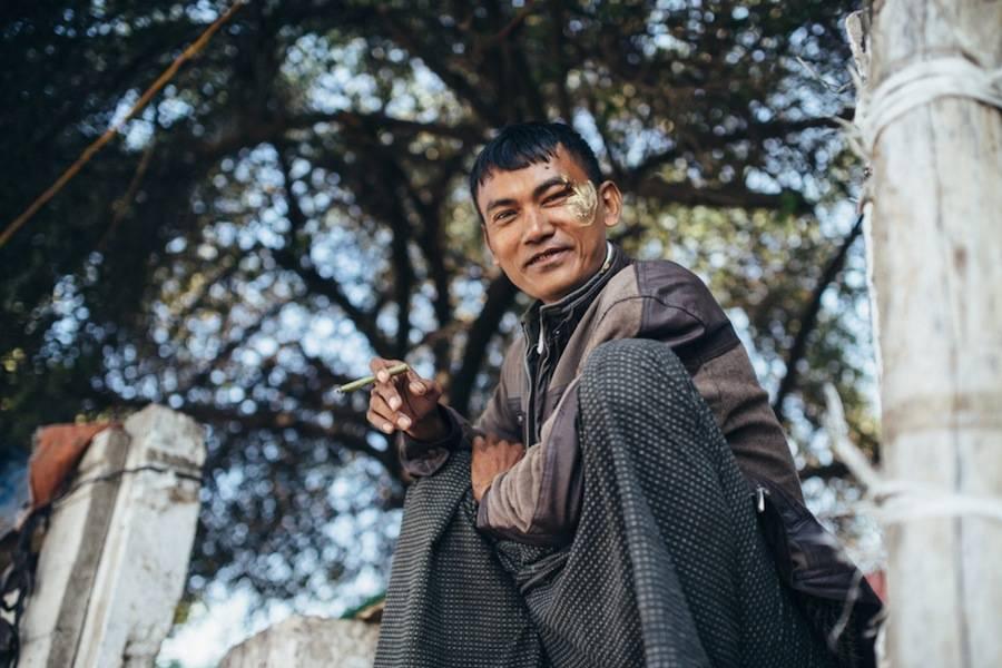 Portraits of People in Myanmar by Laurent Ponce 07 Wonderful Portraits of People in Myanmar