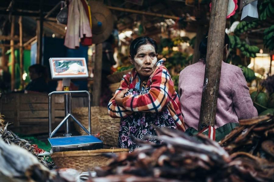 Portraits of People in Myanmar by Laurent Ponce 11 Wonderful Portraits of People in Myanmar