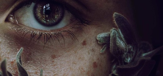 Beautiful Eyes in Portrait Photography by Cristina Hoch
