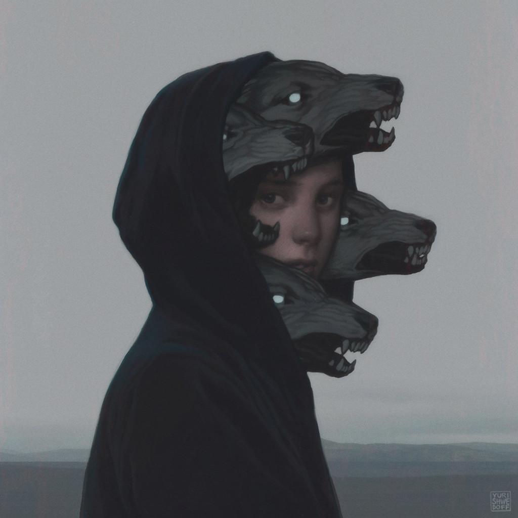 Wonderful Digital Art by Yuri Shwedoff 23 1024x1024 Dramatic Digital Landscapes With Mercenaries of The Apocalypse Themes