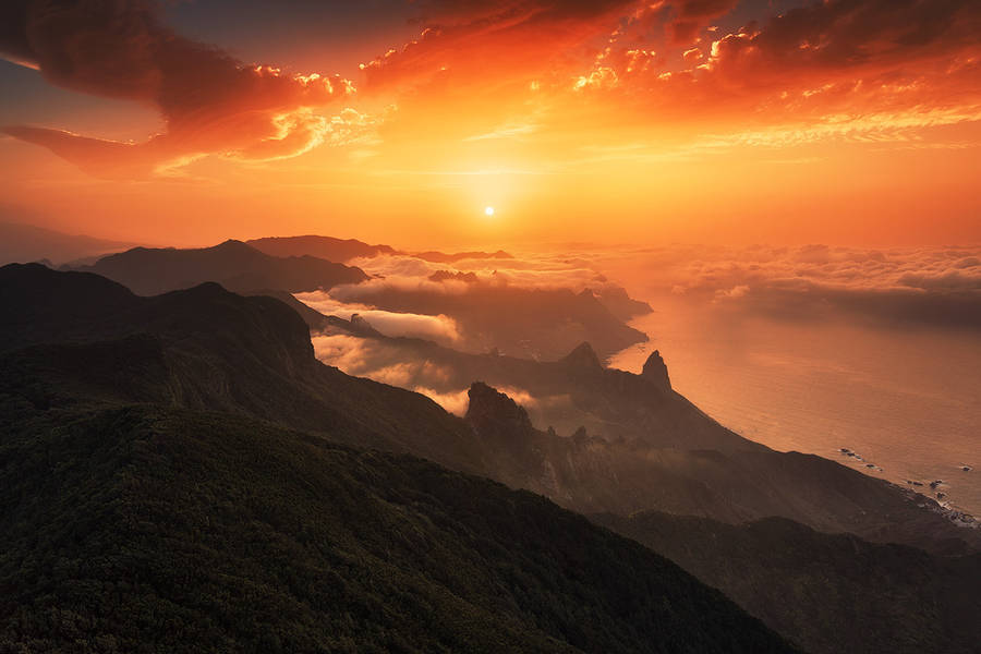Wonderful Landscape Photography 06 Wonderful Nature Photography of Canary Islands