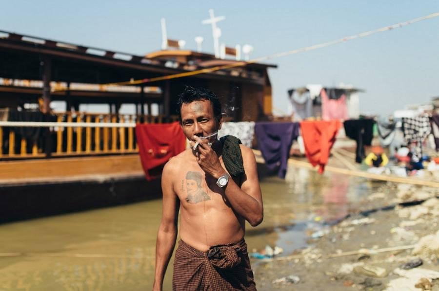 Wonderful Portraits of People in Myanmar by Laurent Ponce 66 Wonderful Portraits of People in Myanmar
