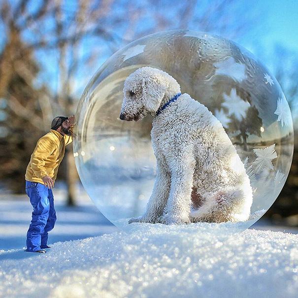 Amazing Imaginative Adventures With Giant Dog by Christopher Cline 01 Wonderful Imaginative Adventures With Giant Dog by Christopher Cline
