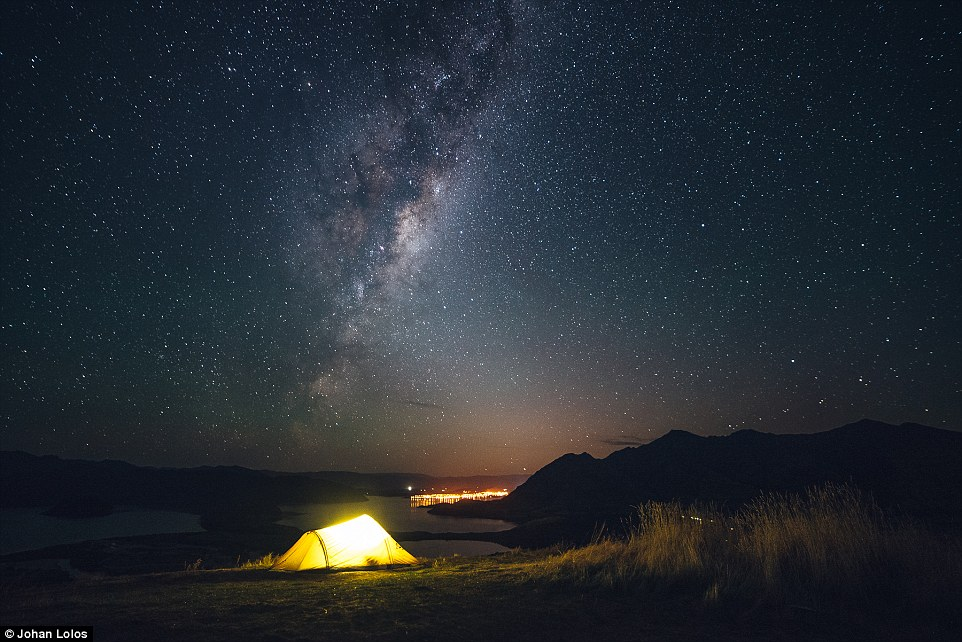 Amazing New Zealand Landscapes Photography by Johan Lolos Beautiful New Zealand Landscapes Photography