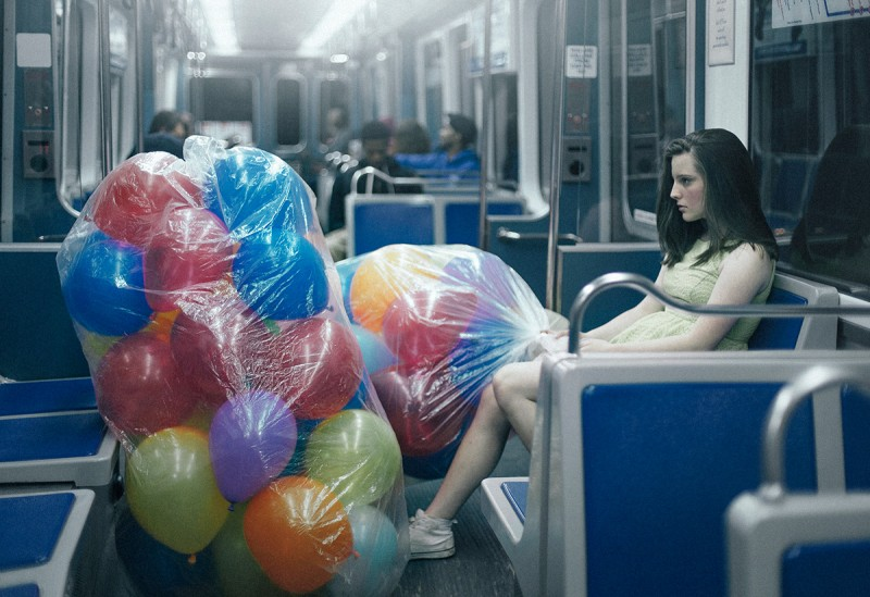 Beautiful Portraits Photograph by Alex Currie 99 Creative Conceptual Portraits Photograph by Alex Currie