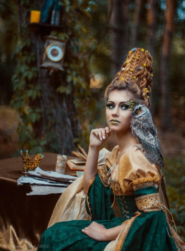 Beauty Concept Female Photography 13 758x1024 Glamorous Female Portraits Photography by Galiya Zhelnova