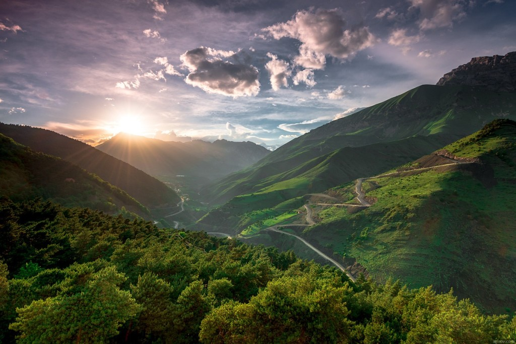 Best Landscape photography Republic of Ingushetia 1024x683 Magnificent Mountain Landscape Photographs