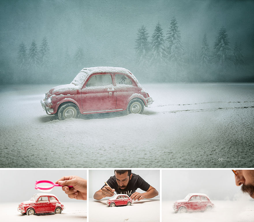 Creative Captures Small Toys With Big Imagination by felix hernandez rodriguez 77 Creative Captures Small Toys With Big Imagination