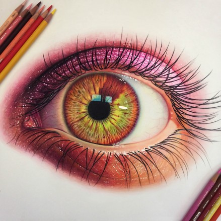 Detailed Colorful 3D Drawing by Morgan Davidson 99 Extraordinary Colorful 3D Drawing by Morgan Davidson