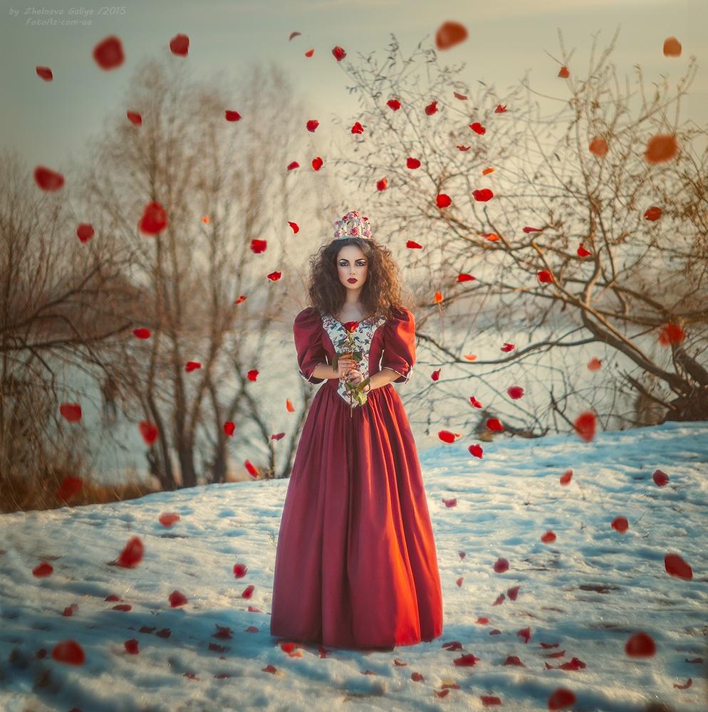 Glamorous Female Portraits Photography by Galiya Zhelnova 11 Glamorous Female Portraits Photography by Galiya Zhelnova