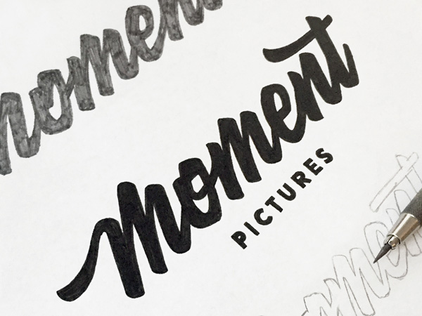 Lettering Logo Design Beautiful and Elegant Logo Design by Paul Von Excite
