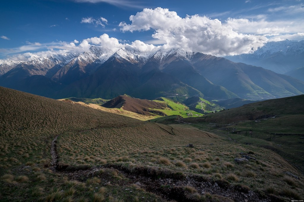 Magnificent Mountain Landscape Photographs Republic of Ingushetia 1024x683 Magnificent Mountain Landscape Photographs