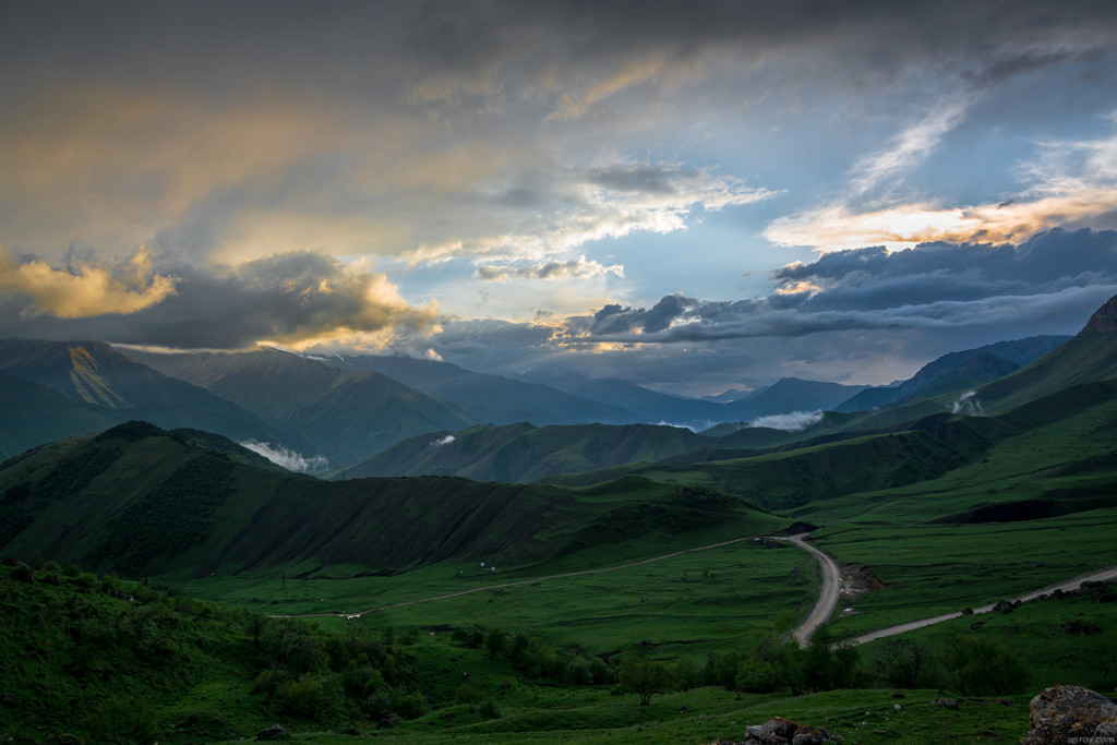 Mind blow Republic of Ingushetia Photographs 99 1024x683 Magnificent Mountain Landscape Photographs