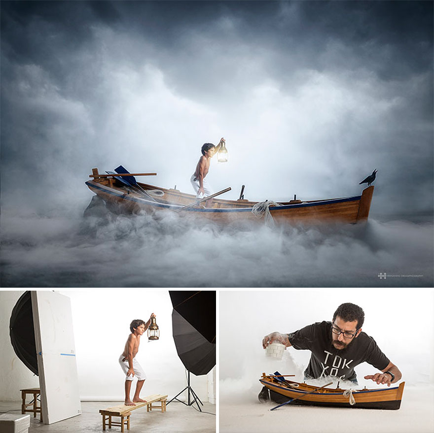 Stunning Conceptual Miniature Photography 99 Creative Captures Small Toys With Big Imagination