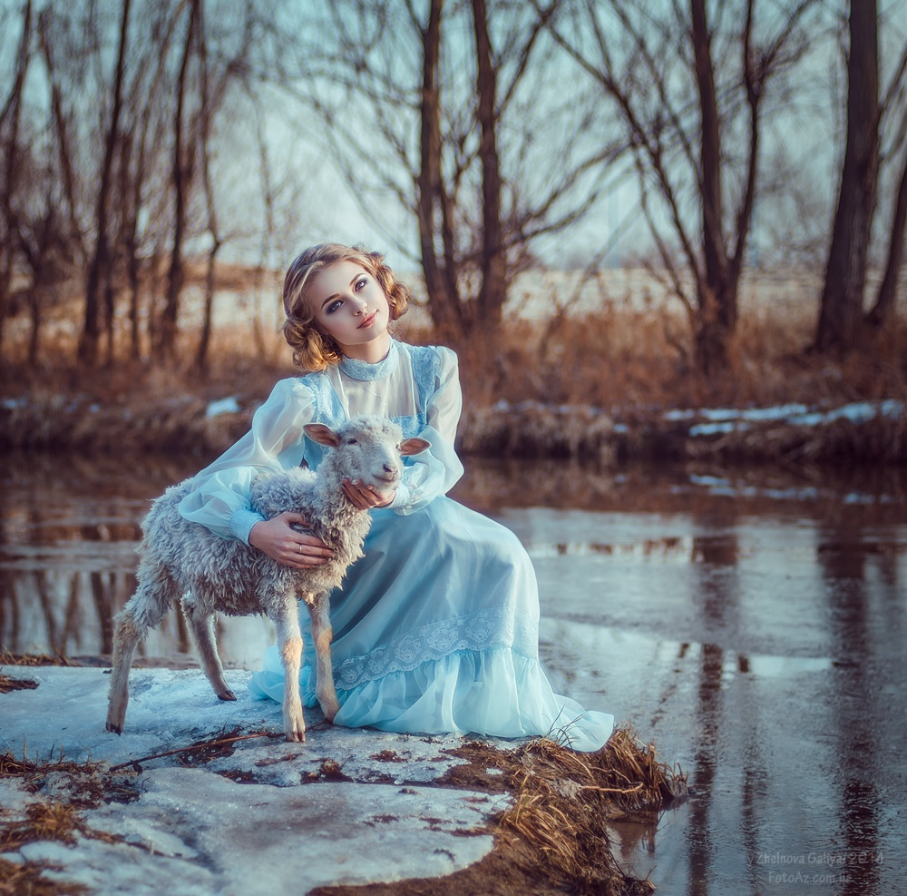 Stunning Female Portraits Photography 99 Glamorous Female Portraits Photography by Galiya Zhelnova