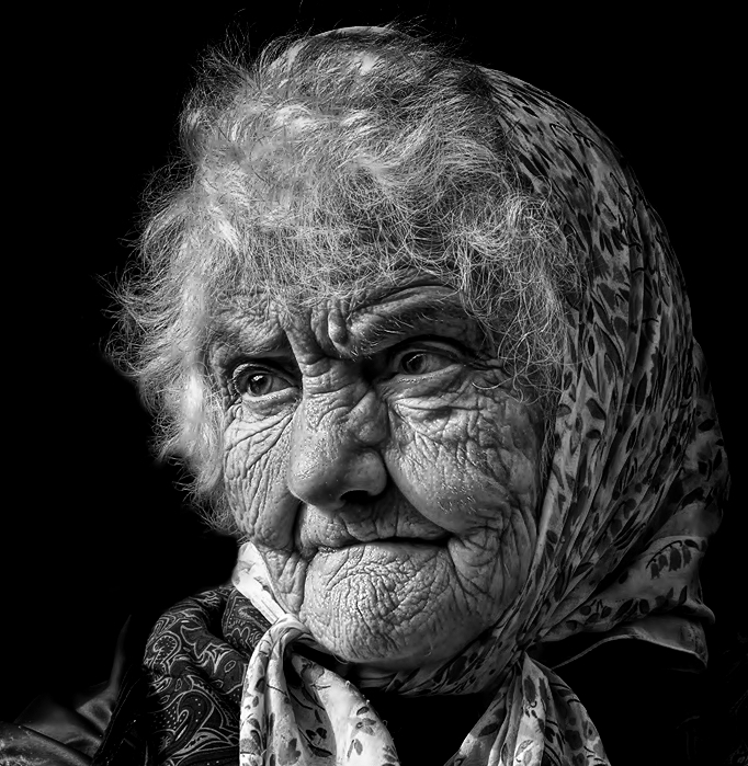 Wonderful Black and White Photography 77 30 Fantastic Black and White Portrait Ideas