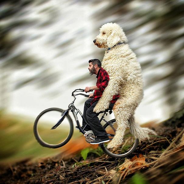 Wonderful Imaginative Adventures With Giant Dog by Christopher Cline 01 Wonderful Imaginative Adventures With Giant Dog by Christopher Cline
