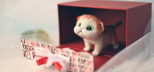 Cute Handmade Tenderness Gift 77