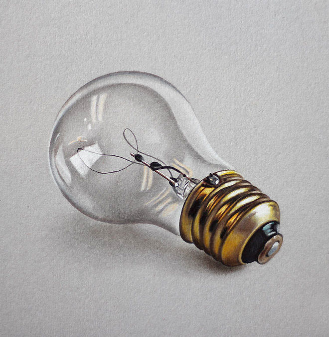 Mind blowing Color Pencil Drawings by Marcello Barenghi 99 Photorealistic Color Pencil Drawings of Everyday Objects by Marcello Barengi