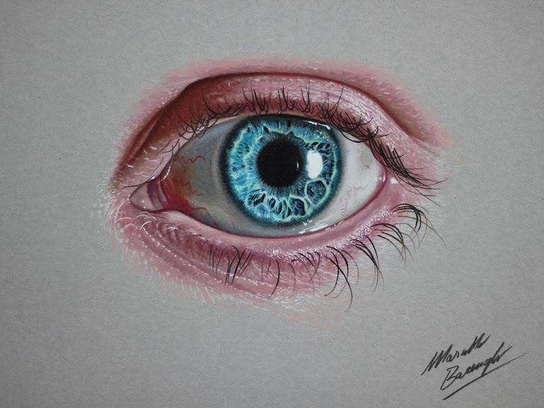 Wonderful Color Pencil Drawings by Marcello Barenghi 99 Photorealistic Color Pencil Drawings of Everyday Objects by Marcello Barengi