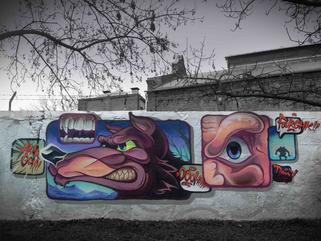 Wonderful Street Art and Graffiti Designs by Fork4 02