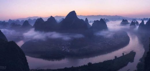 Wonderful Landscapes of Guilin,China by Kyon.J