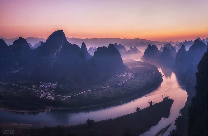 Beautiful Landscapes of GuilinChina by Kyon.J 99 Wonderful Landscapes of Guilin,China by Kyon.J