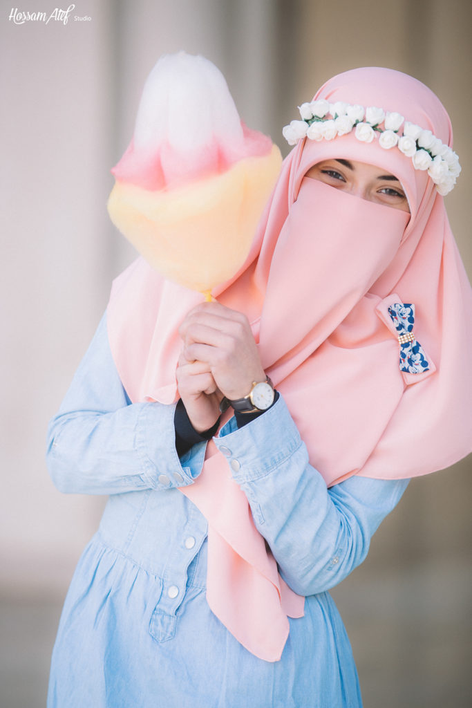 Beautiful Photoshoot Muslim Girl in Niqab 683x1024 Beautiful Photoshoot Muslim Girl in Niqab