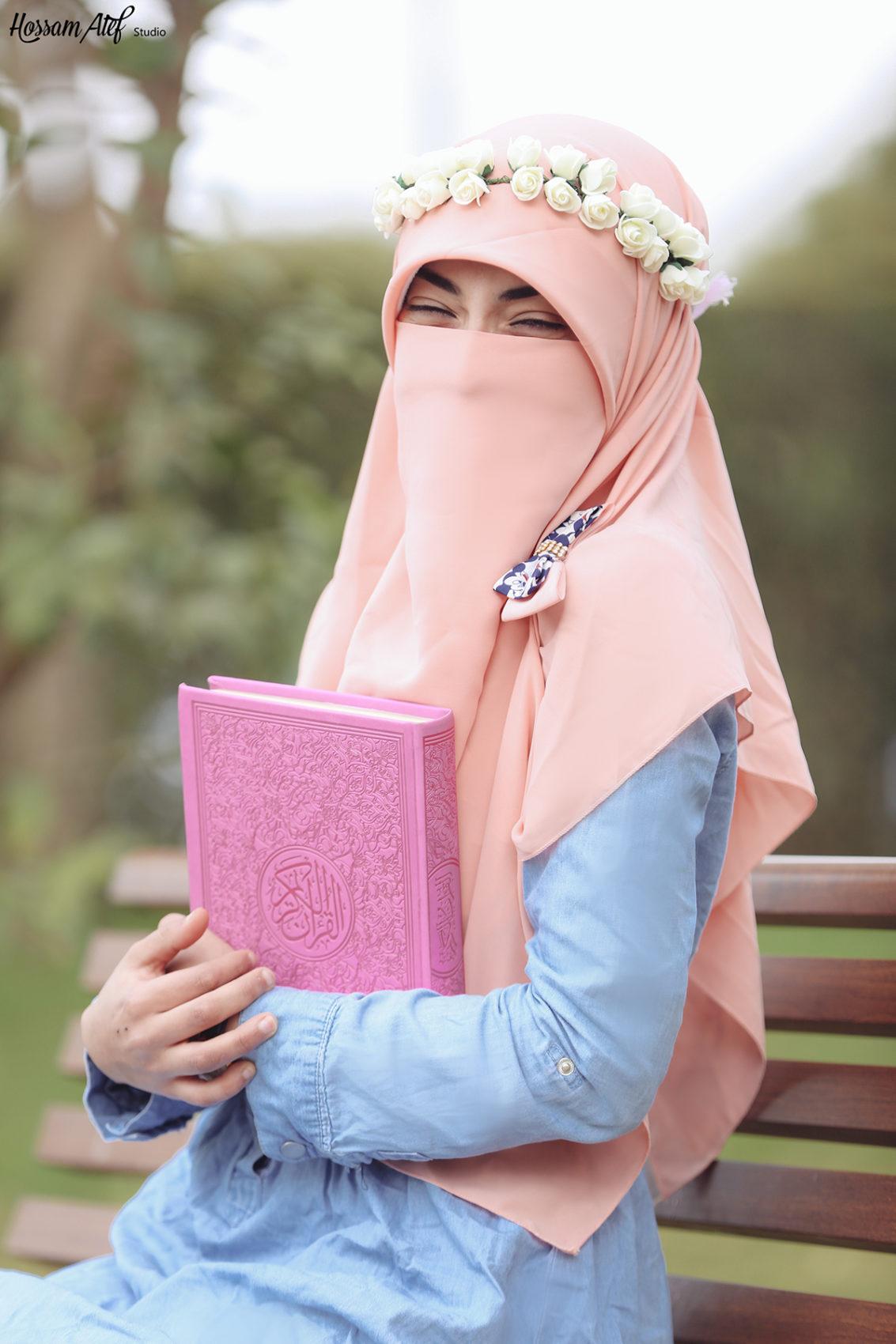 Beautiful Photoshoot Muslim Girl In Niqab  99Inspiration-1558