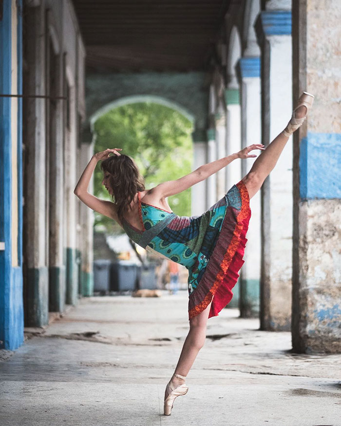 Beauty Ballet Dancers Cuba Omar Robles 11