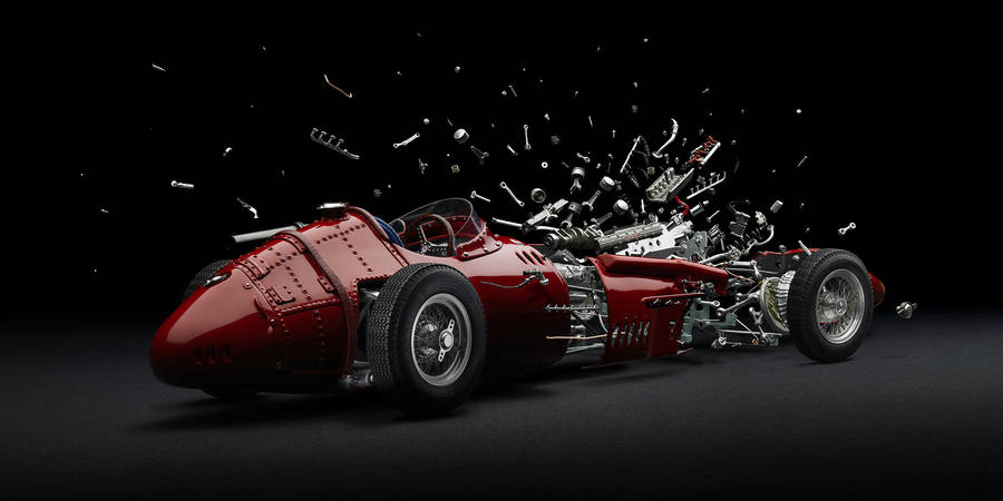 Disintegrating Mind blowing Cars Photography 77 Disintegrating Mind blowing Cars Photography