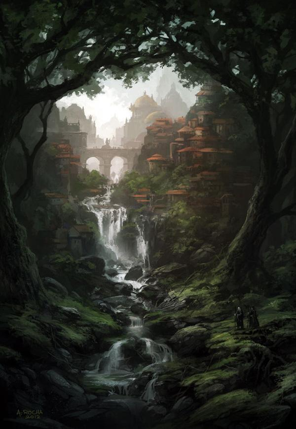 Stunning Concept Art by Andreas Rocha 99 17 Wonderful Concept Art Ideas