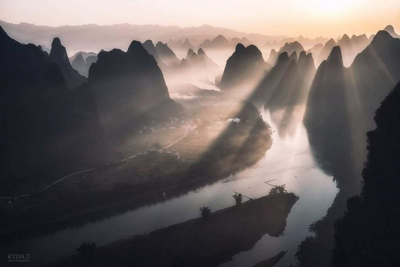 Stunning Landscapes of GuilinChina by Kyon.J 77 Wonderful Landscapes of Guilin,China by Kyon.J