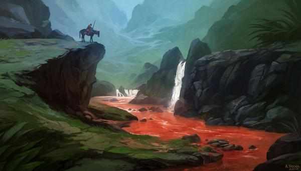 Unique Concept Art by Andreas Rocha 99 17 Wonderful Concept Art Ideas